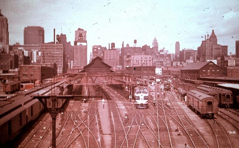 Dearborn Station Chicago